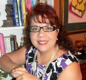 Bestselling romance author Lucy Monroe