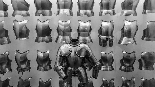 Armor for protection
